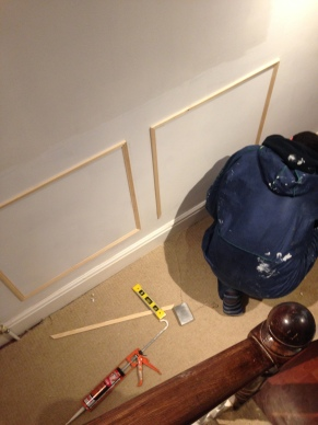Pulling the panelling together