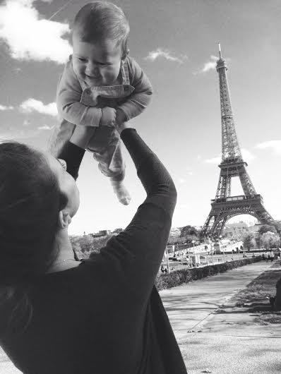 Lex & the Eiffel Tower - 7:11:15