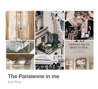The Parisienne In Me...