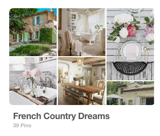 French Country Dreams