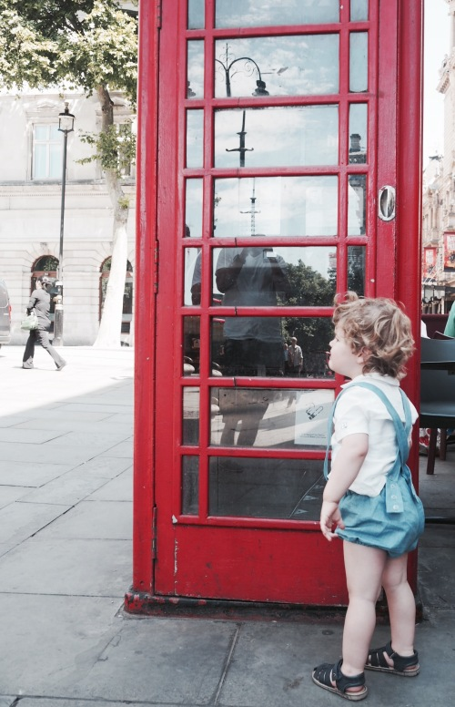 Lex enjoying a the telephone box full of all sorts of dirty things...