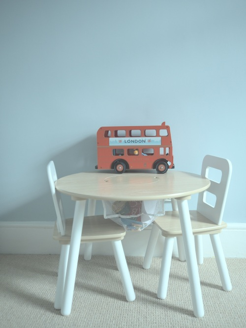 A best seller - this table and chairs is both practical and trendy